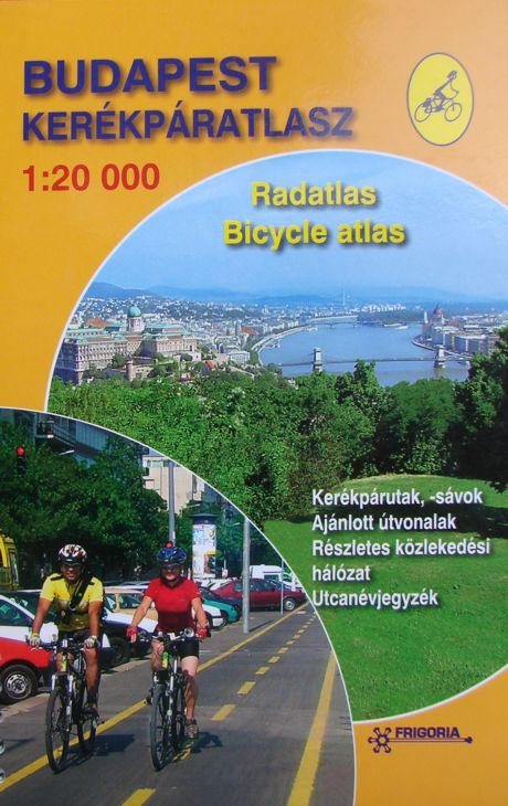 Budapest Bicycle Atlas