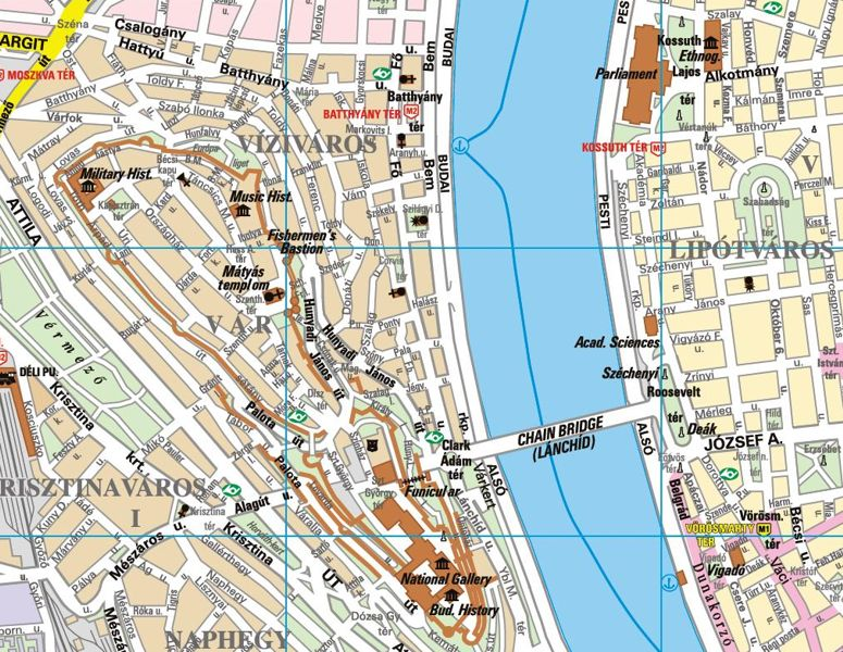 Budapest City Guide Dimap Bt Creating And Selling Maps