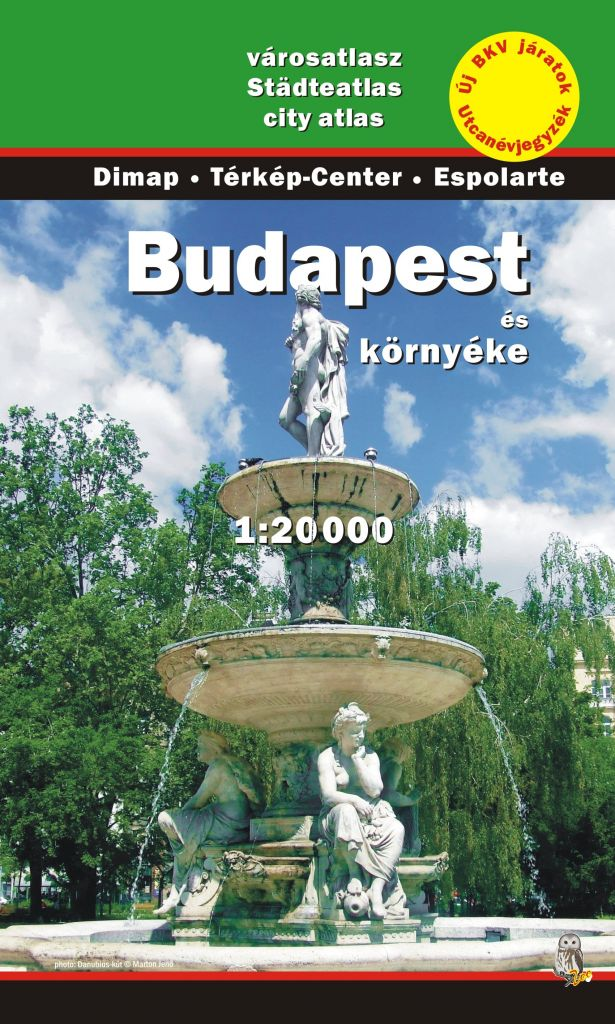 City Atlas of Budapest