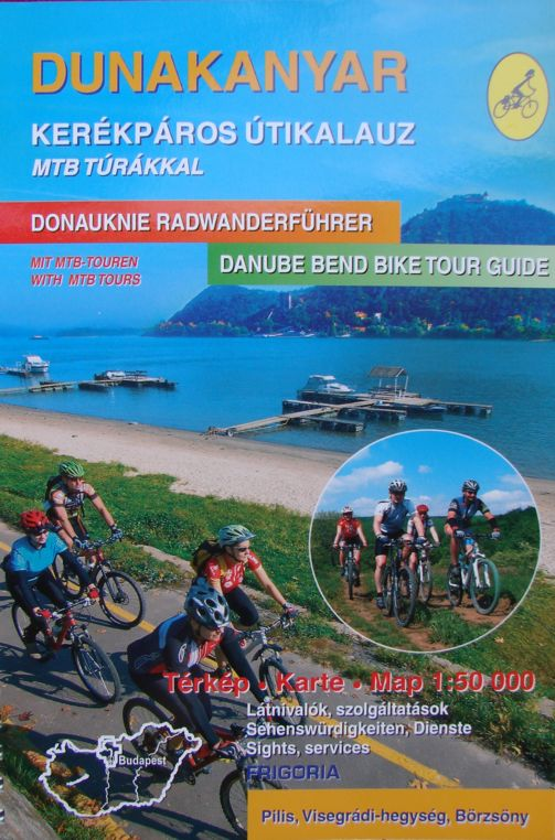 Danube Bend Bicycle Guide and Atlas