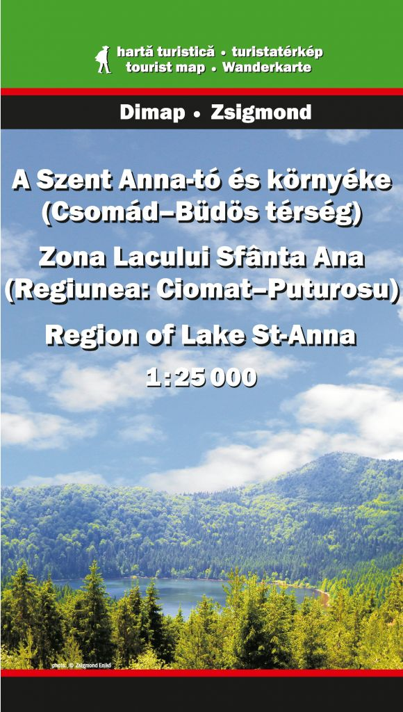 Lake St Anna and its environs (digital version)