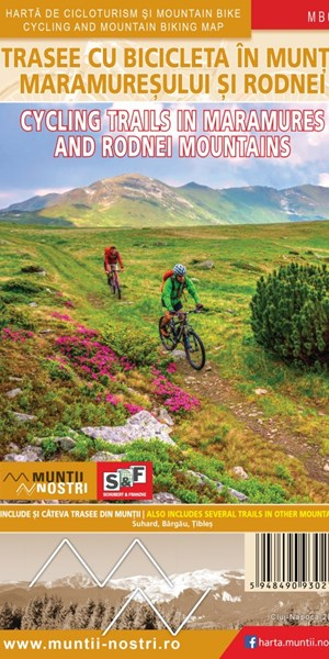 Cycling Trails in Maramures and Rodnei Mountains